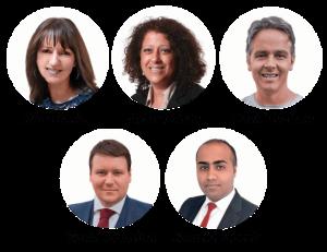 Resist Movement - Legal team